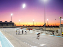 Train at Yas Marina Circuit Whether you're into cycling, jogging, walking or serious training, where else in the world can you make an F1 track your personal training ground? Come and take advantage of free entry every Sunday night at StartYAS, Tuesday withTrainYAS and on Wednesday for the ladies-only GoYAS.Free. Sun, Tue, Wed 6pm-10pm. Yas Marina Circuit, Yas Island www.yasmarinacircuit.com