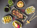 Enjoy a leisurely Japanese brunch  For those who struggle to get to venues on time, Tokyo Bar and Grill has launched a new weekend brunch that's perfect for you. The All Weekend Brunch allows you to choose a time that suits you on Thursday or Friday. Head along any time between 12.30pm to midnight and you can tuck into sharing style dishes and unlimited drinks for two or three hours. Dishes on offer include a range of sushi, sashimi, grilled meats and more. No more arriving late, no more waiting for other people. Sounds brilliant to us.From Dhs299. Thu-Fri, 12.30pm-midnight. Venetian Village, The Ritz-Carlton Abu Dhabi, Khor Al Maqta (050 696 9503).