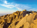 THE HIGH LIFEThe literal pinnacle of Al Ain is Jebel Hafeet. The second tallest mountain in the UAE is home to spectacular views, lots of history and a hotel at the top.