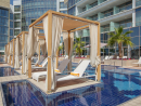Book yourself a cabana for a relaxed day