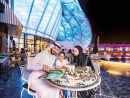 Kids eat for free at Yas MallFrom June 5, children under 12 get a free meal whenever a main course is purchased at Al Fanar, Dish Dash, Café Bateel, Chili's, Black Tap, Galitos, Bucca Di Beppo and Burger Fuel in Yas Mall. So why not plan in a family day out to the huge shopping destination?Free. Until Jun 15, noon-8pm. Yas Mall, www.cascadedining.ae/kidseatfree.
