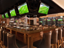 Sports CaféThe casual sports bar has moved its ladies' night to Monday. Girls can enjoy three complimentary drinks from a special menu between 10pm and 1am.Mon 10pm-1am. Fairmont Bab Al Bahr, Khor Al Maqta (02 654 3238).