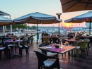 AquariumIt's free-flowing beverage time if you eat at the Marina-side seafood restaurant on a Wednesday. There's bottomless paella too.Wed 7pm-midnight. Yas Marina, Yas Island (02 565 0007).