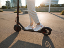 Go for an e-scooter ride with your friends E-scooters are popping up left right and centre in Abu Dhabi. Lime has 300 e-scooters along the 8km stretch of the Corniche and with the group ride feature you can unlock up to five e-scooters at a time. All you need to do is download the mobile app and register your details. The free app is available on all devices and you can use it to find scooters, unlock them and pay for your ride. Unlocking a Lime scooter costs Dhs3 and every minute of ride-time will cost you Dhs1.We look forward to going for a ride with our crew soon. For more information, visit www.li.me
