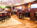 Victor's Bar & RestaurantNow we're talking. Whether you're sitting at the bar, at a table on the outskirts of the venue or somewhere inbetween, this pub will have a screen for you. The huge screens that appear during big games have remarkable picture quality and sound, meaning you should be able to see them from wherever you've positioned yourself.Hilton Capital Grand, Sheikh Rashid Bin Saeed Al Maktoum Street (02 666 5508).
