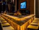 LEXX The swanky bar is offering girls four free drinks and complimentary snacks from 8pm onwards. Wed 8pm-5am. Grand Hyatt Abu Dhabi, Hotel and Residences Emirates Pearl, West Corniche (02 510 1234).