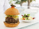 Sports CaféThis sports bar always does a good burger and it's no different during Showdown Week. Here you'll get the bar's signature burger with a pint for Dhs89. Can't say fairer than that.Dhs89. Fairmont Bab Al Bahr, Khor Al Maqta (02 654 3333).