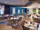 Check out a 15-hour happy hour at Blu Lounge and GrillEvery good bar in Abu Dhabi has some kind of happy hour, but the one at Blu Sky Lounge & Grill is really something else.The modern sports bar has just launched a late-night happy hour with a buy one, get one free offer on grapes, hops and premium beverages, and it's on every night from 11pm until 3am. When you combine this deal with the existing happy hour, which offers selected drinks for Dhs22 from opening until closing, you get 15 hours of drinks offers at the weekend, and 12 hours during the week.Prices vary. Thu 3pm-3am, Fri-Sat noon-3am. Southern Sun Abu Dhabi, Al Al Zahiya (02 818 4888).
