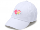 Dh60Under Armour capThe sun has got his hat on... And so should your lot. Every kid needs a cap. Help them stay protected from the sun with this cute white hat.Available from Under Armour.