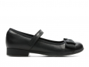 Dhs325Clarks Scala TapThese lightweight girls' school shoes are ideal for slim-fit feet.Available from Clarks stores.
