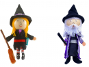 Dhs25 eachFiesta Crafts Witch and Wizard Finger PuppetsLet mini imaginations run wild creating spooky stories and amusing their friends with these cute finger puppets.www.sprii.com