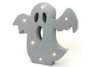 Dhs44Shapes Ghost Light UpA wooden battery-operated free-standing ghost light.www.sprii.com