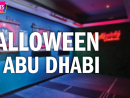 Time Out Quick Guides: Where to celebrate Halloween in Abu Dhabi