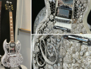 See the world's most valuable guitarThe record breaking Eden of Coronet diamond guitar will be displayed in the capital at the Jewellery and Watch show at ADNEC from October 26 to 31. The glittering guitar features a total on 11,441 diamonds (that's 401.14 carats) and over 1.4kg of 18k white gold. How much is it valued at? An eye-watering $2m – that's approximately Dhs7,300,000. Holding the Guinness Book of World Record for Most Valuable Guitar, the instrument was created by Mark Lui alongside 68 artisans, taking 700 days to complete. Tickets to the event are free but you must register before attending.Free, registration required. Oct 26-31 4pm-10pm. ADNEC, Capital Gate, www.jws.ae.
