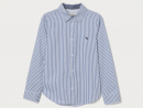 Dhs75H&M striped long-sleeve shirtLittle boys will look dapper in this grown-up, on trend shirt from our favourite kids' clothing store.www.hm.com