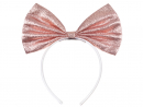 Dhs193Hucklebones headbandAccessories are everything, especially in bow form. Finish off outfits and add a touch of finesse with this over-sized rose gold headband.www.ounass.ae