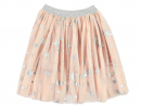 Dhs360Stella McCartney dusty pink skirtWhat little girl doesn't love a pink tulle skirt? And this one, with silver stars will maker her shine when teamed with a navy tee.Angel's Boutique, The Dubai Mall