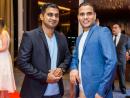 Vibin Babu and Arjun Singh