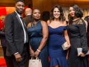 Bongani Mkhwebu, Margaret phiri, Mariana Wedekin and Najat Hassine