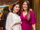 Margaret Tlau and Norie Sulit
