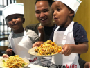 Sign kids up to the Wagamama cooking classesBudding chefs in Dubai and Abu Dhabi can learn how to whip up healthy food at wagamama's new kids cooking classes. Every weekend from Friday December 6 mini chefs can master the art of cooking healthy food at Wagamama at Abu Dhabi Mall. Tiny tots aged three up to pre-teens of 11, can look forward to hands on experience in the kitchen as they are taught how to prepare delicious dishes using healthy and nutritious ingredients. Their recipes will include dishes from the wagamama kids' menu such as the chicken katsu curry or the mini yaki soba, which will be prepared by the little ones before the wagamama chefs put on an exciting cooking show and bring their tasty creations to life for them to tuck into. They will also get the opportunity for the kiddos to learn how to use kitchen equipment, plus be educated in all things health and safety at the 90-minute sessions. They'll also get a refreshing wagamama juice, and a dish from wagamama's kids' menu such as the chicken katsu curry or the mini yaki soba. You can look forward to putting their new-found culinary skills to the test come Friday morning – breakfast in bed mums and dads? Dhs50 (kids three-11).Every Fri and Sat, from 11am-12.30pm (from Fri Dec 6). Palm Jumeirah (04 551 0192), Abu Dhabi Mall (02 679 7466).