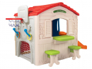 FOR THE GIRLSTiny tots (under three)Dhs2,290 Grow'n Up playhouse with slide Encourage them to play outside in this cute mini home where they can make beleive for hours. Sharaf DG.