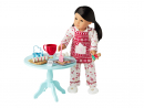 Little ladies (eight-11)Dhs470 (doll), Dhs179 (set) American Girl Doll and baking setEvery little girl is obsessed with these realistic dolls who become friends for life.The American Girl Doll Store.