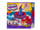 Dh149 Kinetic SandDon't panic, the beauty of this sand is that it doesn't get everywhere, it sticks together.Toys R Us.