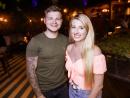 Corey Slade and Hannah Jacobs