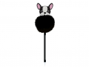 Dhs19 Happy Zoo cute pet penDog lovers, this adorable little French bulldog pen complete with pom pom, is just for you.Virgin Megastore.