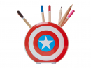 Dhs54 TYPO Captain America stationery potLittle super heroes will love this neat way of keeping their pencils organised.www.namshi.com.