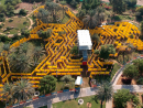 Get lost at the Wonder Maze The world's largest mobile maze is back in the capital at a new location. Consisting of a series of paths made out of thousands of metres of rope and tarpaulin, the attraction is the largest mobile maze in the world and it's now at Marina Mall for a short time. Located at the north entrance of the mall between Carrefour and Centerpoint, it is open daily from 11am to 10pm until April 22 2020. Think you can conquer it? The configuration of the maze will be changed regularly, so if you figure it out the first time you try it the chances are next time you visit you will have to find the right path once again. Dhs35 (free for children under one metre in height). Daily 11am-10pm (last entry 9pm). Marina Mall, www.thewondermaze.com
