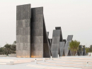 Stroll around Wahat Al KaramaThis military memorial was built in recognition of the UAE's armed forces, and as well as being a fitting tribute it's also an architectural wonder.Open daily 9am-10pm. Khor Al Maqta (02 668 1000).