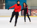Get your skates on at Zayed Sports City Whether you're inspired after seeing Blades of Glory or I, Tanya, or just fancy taking to the ice you can do that right here in the capital. Yes, we live in a desert, but at Zayed Sports City the ice skating rink is a great place to embrace your inner Michelle Kwan.Dhs50. Saif Ghubash Street. Times vary, zsc.ae.