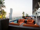Relax@12 This rooftop bar offers unlimited sushi for Dhs149 between 8pm and 10pm and free drinks for ladies from 11pm to 1am.Fri 8pm-10pm. (sushi), 11pm-1am (drinks) Aloft Abu Dhabi, ADNEC (02 654 5193).