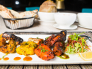 MYNT Indian Cuisine This stylish venue is still relatively new to the city but has already established itself as a go-to. The intimate and dimly lit venue is great value for money too.Daily noon-midnight. Licensed. Sheikh Zayed Bin Sultan Street, Al Zahiya (02 666 6400).