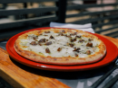 Enjoy unlimited pizza and drinks 