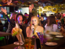Mr Miyagi's The new Asian-inspired bar is always a lively place for a night out. On Wednesdays girls can get three free drinks or free-flowing beverages for Dhs99 after 10pm.Wed 10pm-3.30am. Yas Marina, Yas Island (050 797 0742).