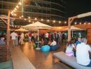 Waves Pool Bar Head to the Toxic Ladies' Night and ladies can enjoy three free drinks and a 50 percent discount on food.Wed 8pm-11pm. Novotel Abu Dhabi Al Bustan, Sheikh Rashid Bin Saeed Street (02 501 6088).