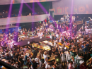 MAD on Yas Island The super-club hosts URBN Thursdays every week, playing some of the biggest and best party hits around. There's a free bar from 11am until 1am for ladies, too and the occasional big name star.Thu 11pm-1am. Yas Island (055 834 6262).