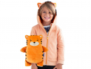 From Dhs189 Cubcoats Tomo the Tiger hoodieIt's chilly in the evenings at the moment, but they will be as snug as a bug in this roar-tastic sweater.www.virginmegastore.ae