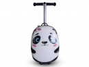 Dhs399 Zinc Flyte Polly the Panda ScooterHave panda will travel... They can pack all their essentials in this wheelie case, although we  know who will be carrying it for most of the journey!www.virginmegastore.ae