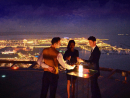 Celebrate Valentine's  in styleOn Valentine's Day, ten couples will be able to enjoy a meal on The St. Regis Abu Dhabi's helipad, 255 metres up in the air. You can watch the sunset while enjoying free flowing bubbly and canapes. Plus live music will also be provided by a violinist, what's more romantic than that?Dhs1,600 per couple. Feb 14. The St. Regis Abu Dhabi, Corniche West (02 694 4553).