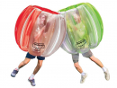 Dhs129 Soccer Bopper bubblePut an end to all that sibling bickering by sending them outside with these bubble balls on when they start to argue. Problem solved.www.toysrusmena.com.