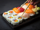 Sushi and SocialAbu Dhabi's Saadiyat Beach Golf Club has launched a new all-you-can-eat sushi deal, Sushi and Social, for Dhs99, so grab your chopsticks and get involved.Dhs99 (food only), Dhs125 (drinks package).Thu 6.30pm-9.30pm. Saadiyat Beach Golf Club,Saadiyat Island (056 660 8780).