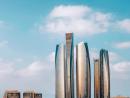 Abu Dhabi's iconic Etihad Towers standing tall. Credit: @jumeirahetihadtowers