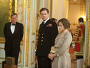 The King's Speech (2010) Genre: Historical dramaDirector: Tom HooperCast: Colin Firth, Geoffrey RushThe King's Speech picked up four Oscars for its moving depiction of the unlikely friendship between the future King George VI and his speech therapist Lionel Logue, hired to cure the royal stutter. As his brother abdicates the throne, George tries to overcome his speech impediment before his first live radio broadcast.