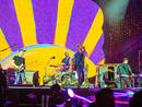 Coldplay (2016) Coldplay are the Marmite of the music world and certainly split opinion but unarguably they're one of the biggest bands in the world. When they booked-in to play on New Year's Eve in the UAE capital in 2016 there was a lot of buzz around the show and it certainly didn't disappoint those who began 2017 with Chris Martin and co.