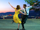 La La Land (2016) Director: Damien ChazelleCast: Ryan Gosling, Emma StoneWhat could be more feel-good than a musical that pays homage to the classic movie musicals of Hollywood? While not completely free from fraught romance and moments of melancholy, it captures the go-getter spirit of LA and the wonder of those old-fashioned big musical numbers, while telling a story about going out and achieving your dream.