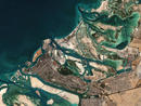 Stunning satellite picture shows Abu Dhabi captured from space